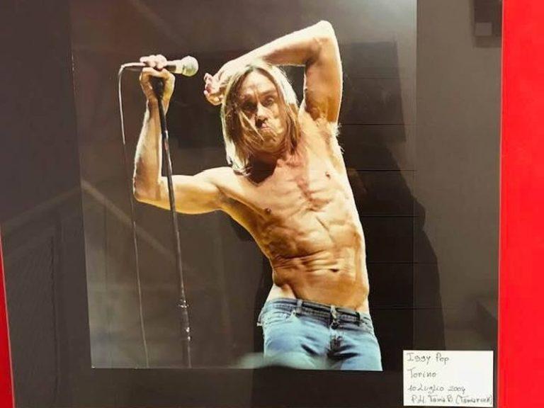 Le icone del rock in mostra alla Feltrinelli