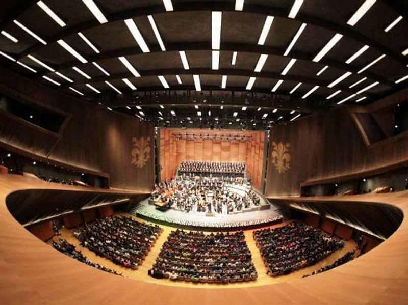 Teatro Maggio musicale fiorentino 1 euro giovani Firenze - musei gratis under 25 Firenze