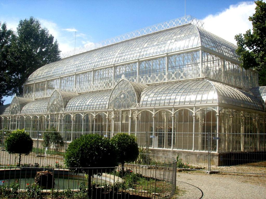 Giardini Firenze parchi pubblici serra Orticoltura