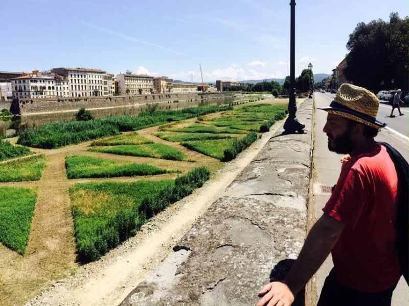 Terzo Giardino Firenze visite guidate fine settimana