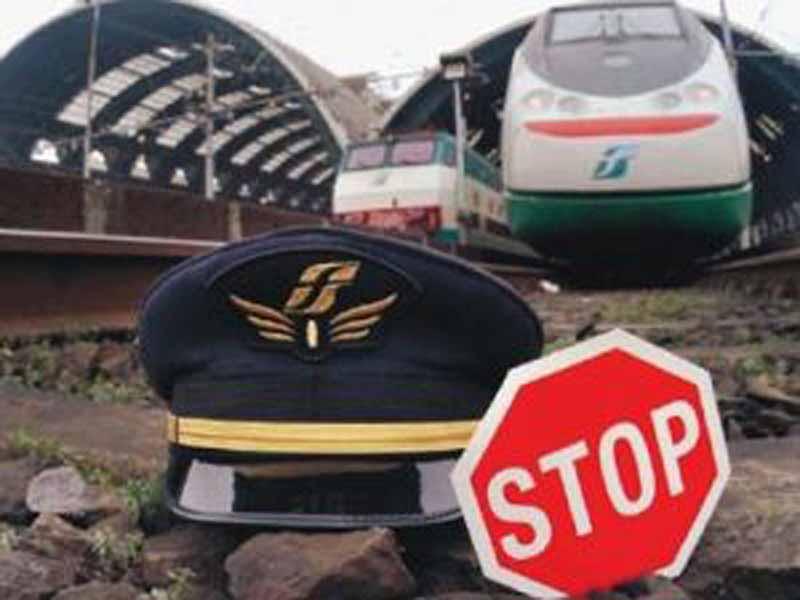 sciopero treni 17 maggio Toscana