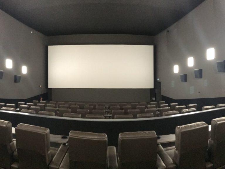 A Campi Bisenzio un cinema Uci deluxe