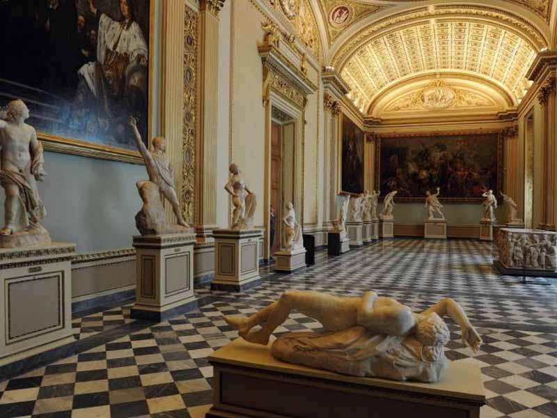 Uffizi Giornate europee del patrimonio 2018 Firenze Gep 2018