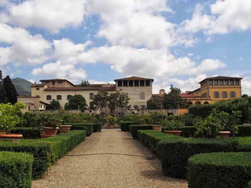 Villa la quiete dimore storiche Firenze da visitare Adsi