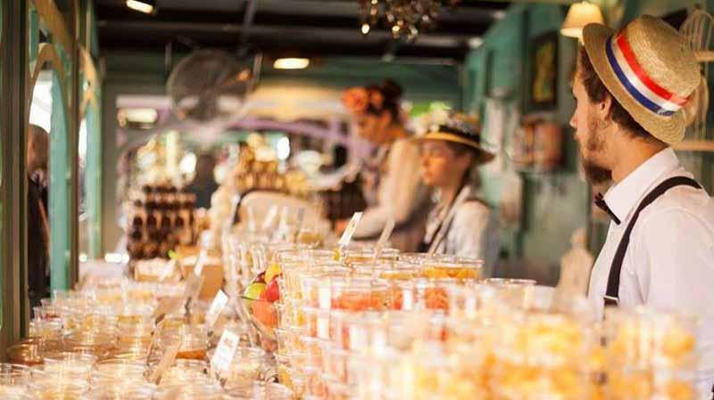 mercatini Pasqua Firenze - mercatino francese