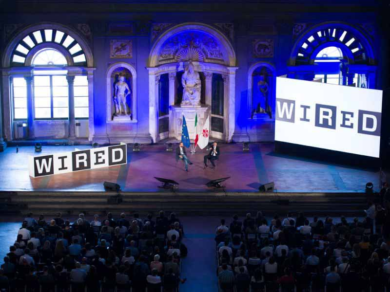 Wired Next Fest 218 Firenze WNF2018 programma ospiti cos'è
