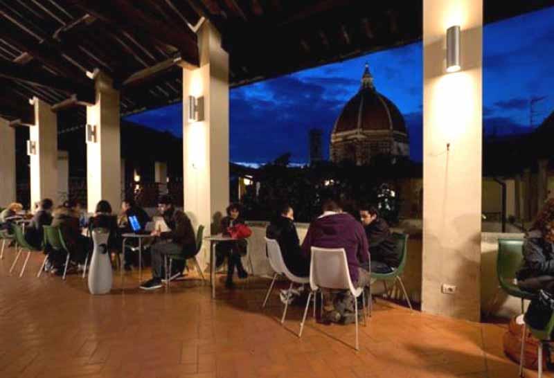 biblioteche comunali Firenze aperte agosto - Oblate orario estivo