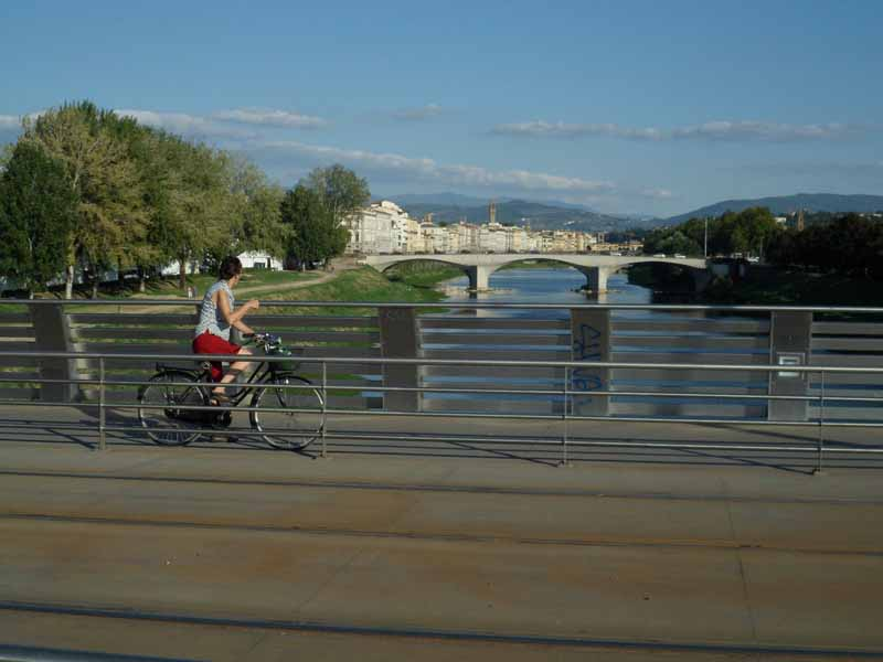 Ponti Firenze pericolosi? Ponte Indiano, Ponte Vespucci, passerella dell'Isolotto