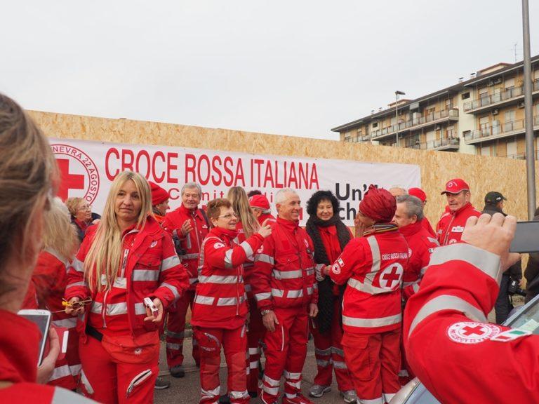 La Croce Rossa chiede aiuto a Scandicci