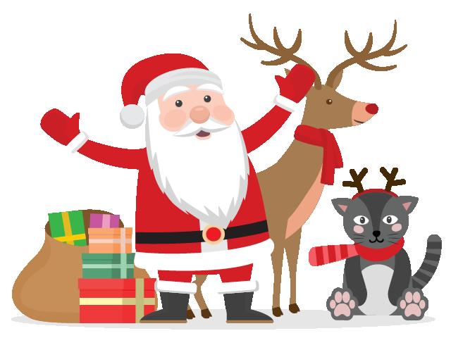 Immagini Di Renne Di Babbo Natale.Elio La Nuova Renna Di Babbo Natale