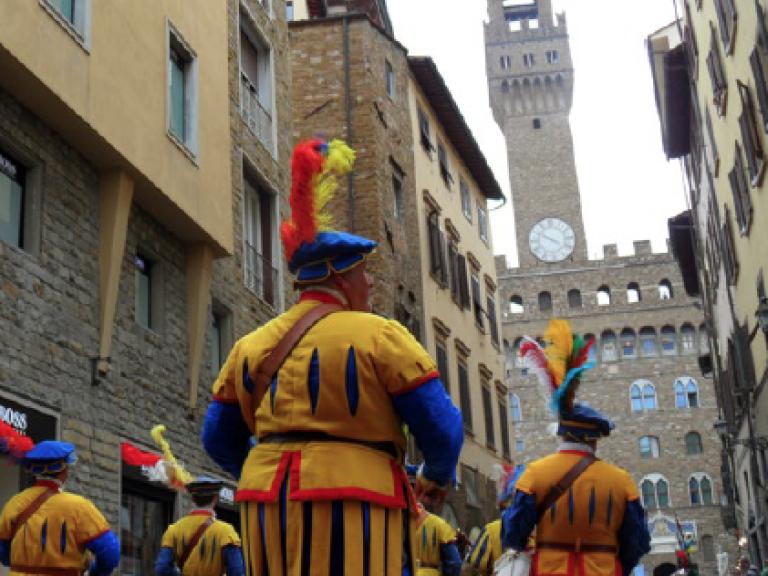 Conosci tutte le feste tradizionali di Firenze?