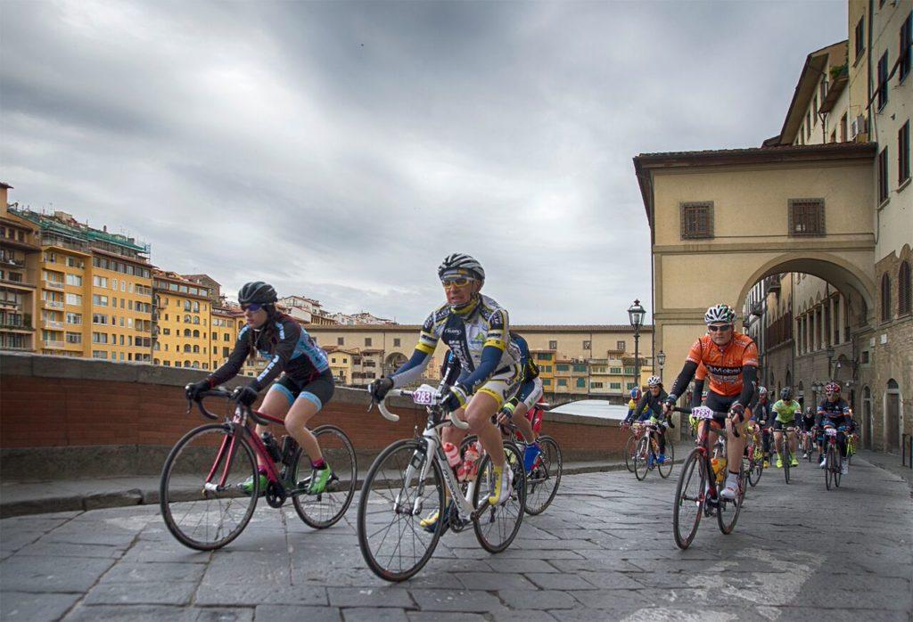 Fine settimana Firenze Granfondo Firenze De Rosa