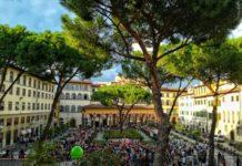 Festa piazza Ciompi 7 aprile
