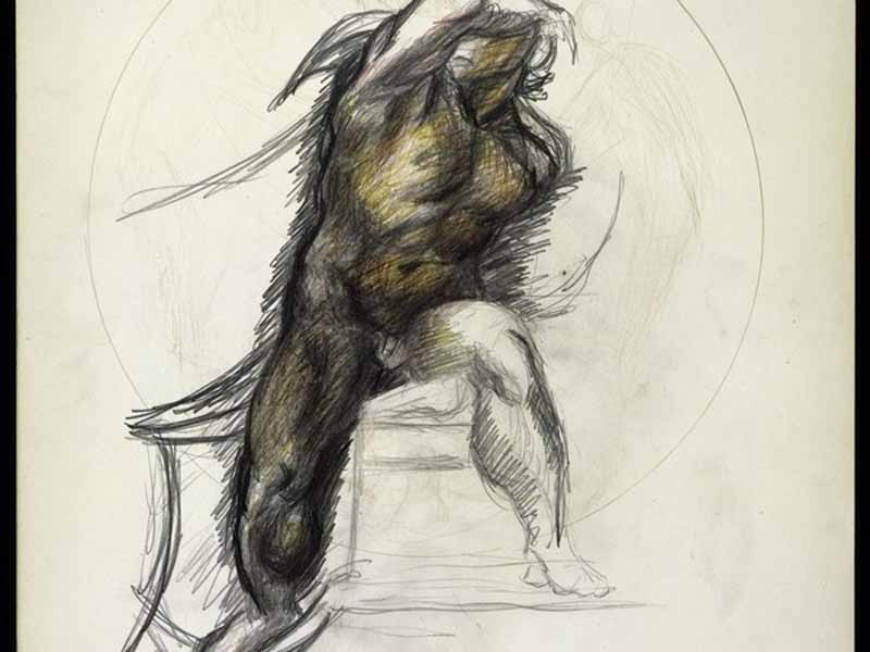 Pollock e la sua furia creativa. Con Michelangelo a Palazzo Vecchio