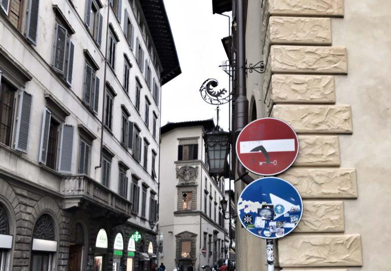 La mappa della street art fiorentina è su Google