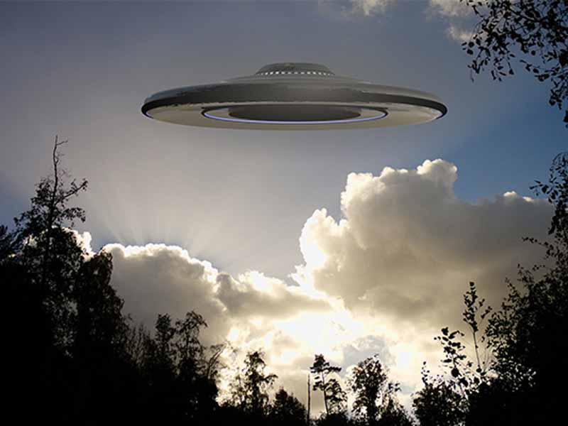 Ufo, a Scandicci si cercano le prove