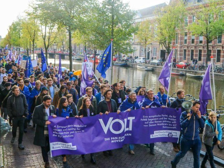 Volt, il movimento per l'Europa in congresso a Firenze