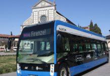 Bus elettrici Firenze