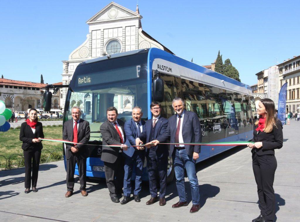 Bus elettrici gratis Firenze