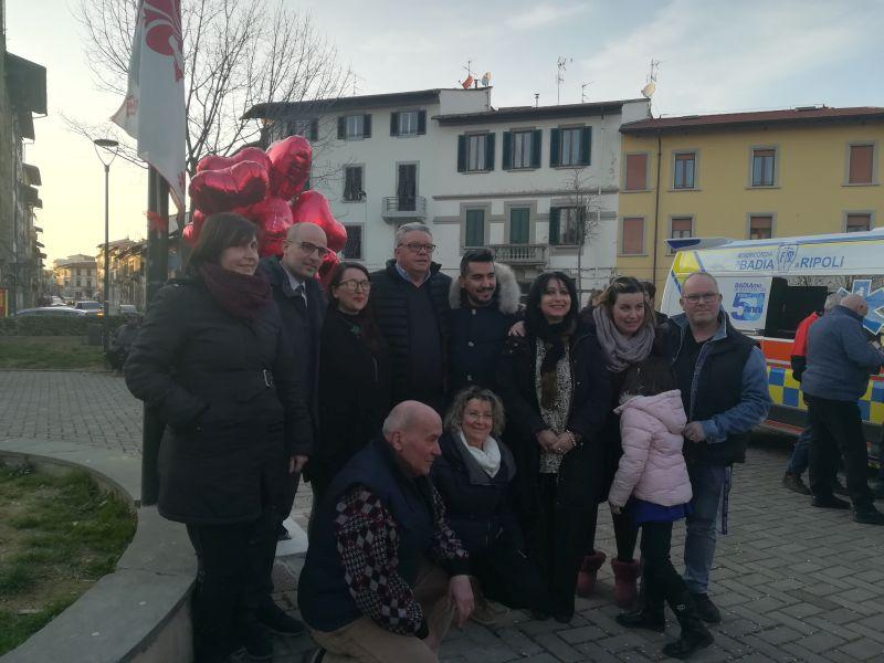 Defibrillatore Piazza Gualfredotto