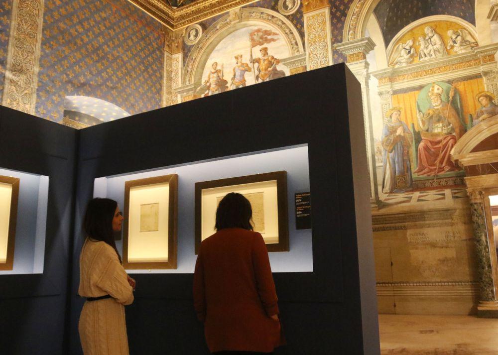 Leonardo Firenze mostra - cosa fare fine settimana FIrenze