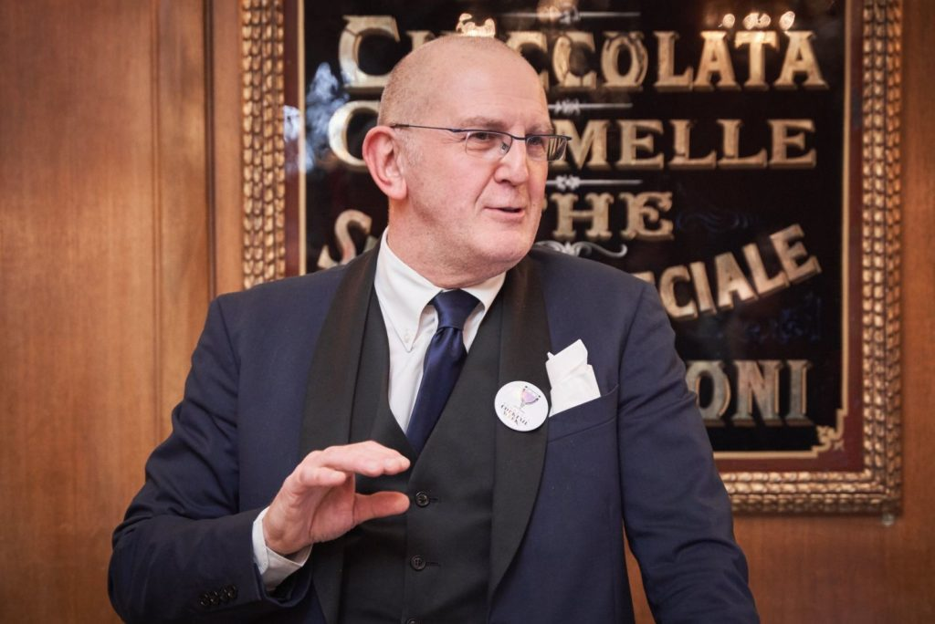 Negroni 100 anni Firenze ricette ingredienti Luca Picchi
