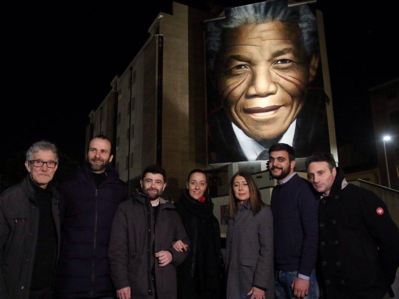 Murales Mandela