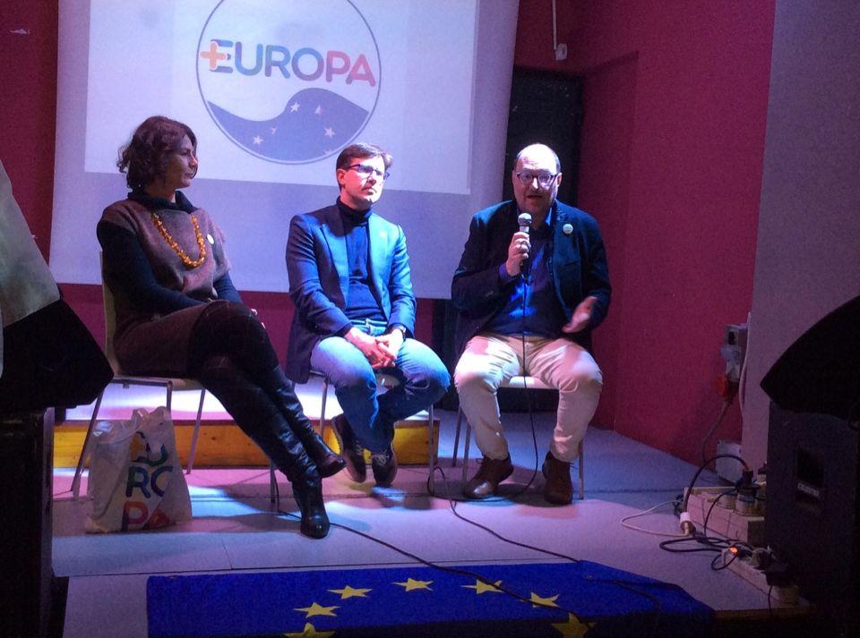 Dario Nardella + Europa elezioni comunali Firenze