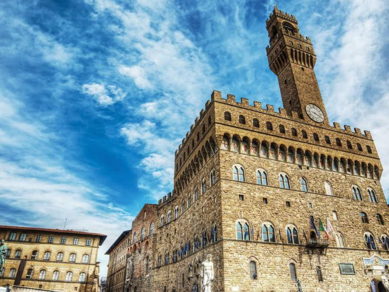 apertura musei Firenze Pasqua 2019 Pasquetta 21 22 aprile Palazzo Vecchio