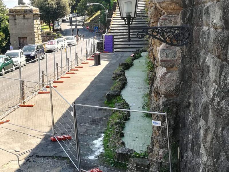 restauro rampe Poggi