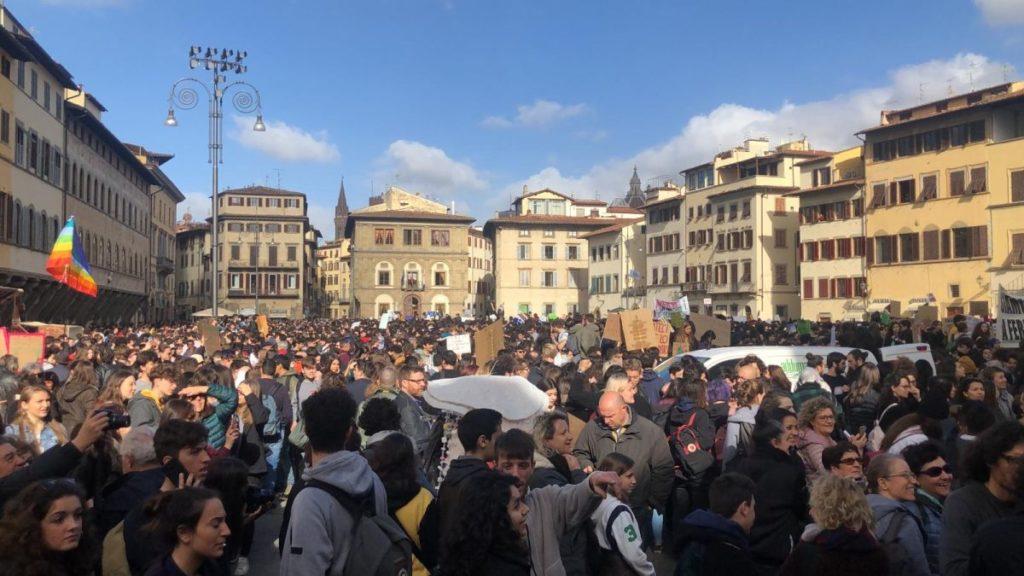 sciopero clima quante persone