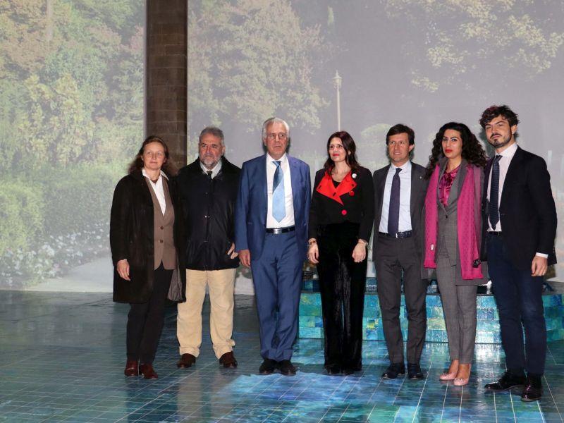 Mostra Tannaz Lahiji Riflessioni Dante Palazzo Vecchio