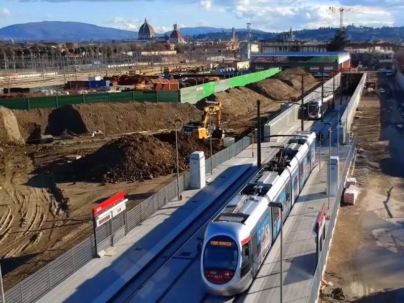Tramvia Tunnel Mazzoni