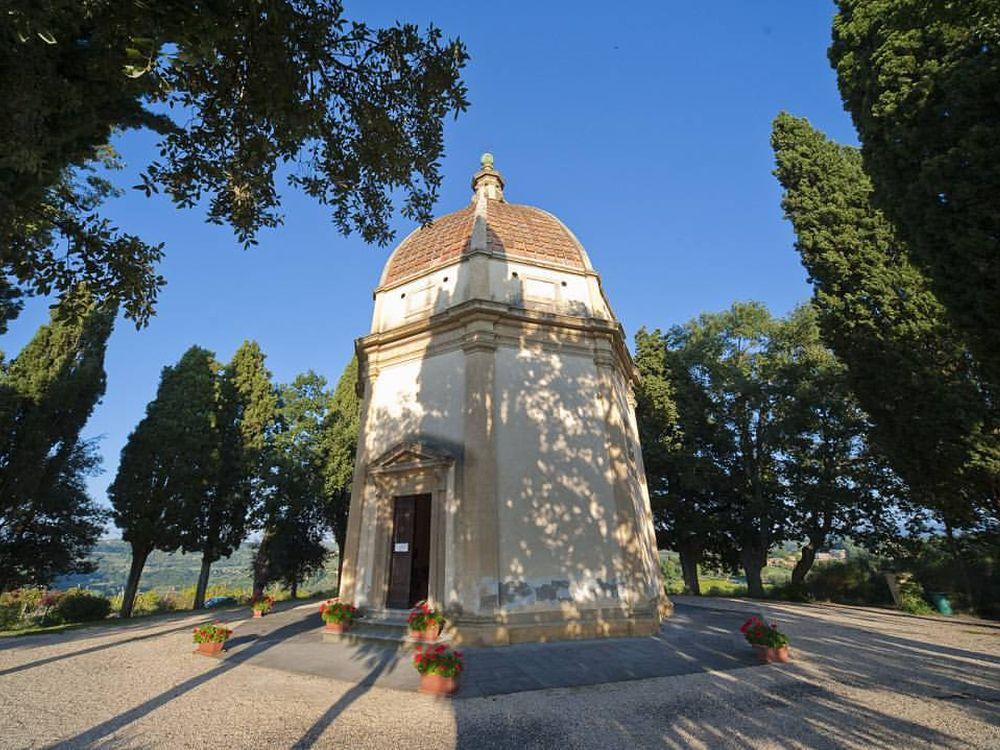 Luoghi dove Sposarsi in Toscana rito civile Chianti Cappella Semifonte