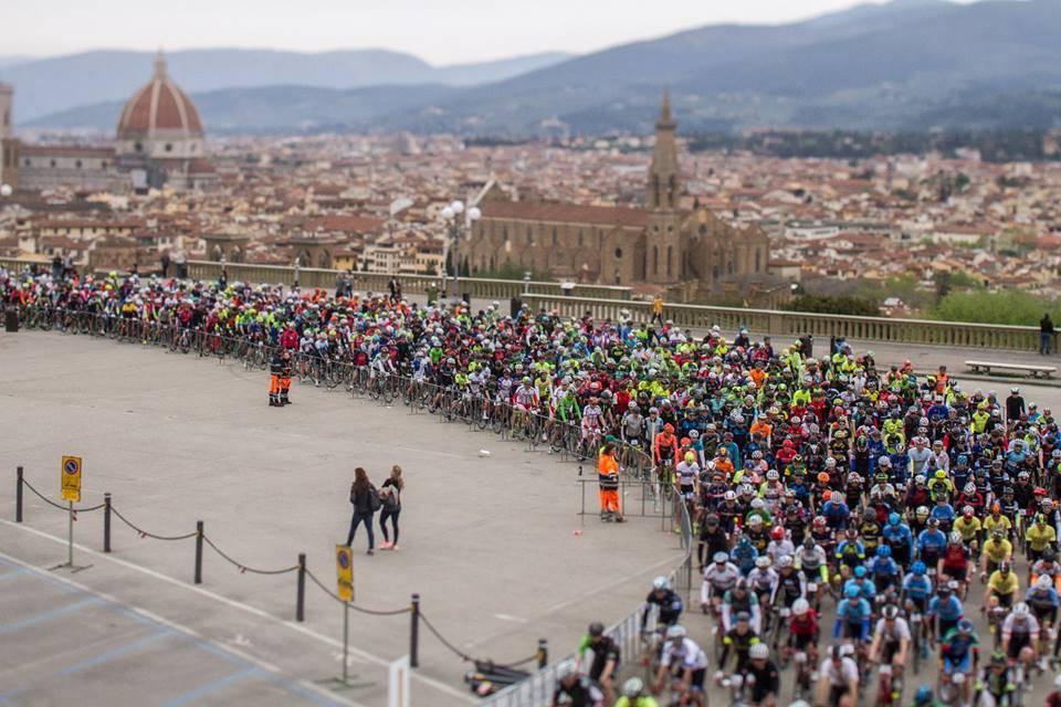 Granfondo Firenze 2019 Florence Bike Festival Cascine