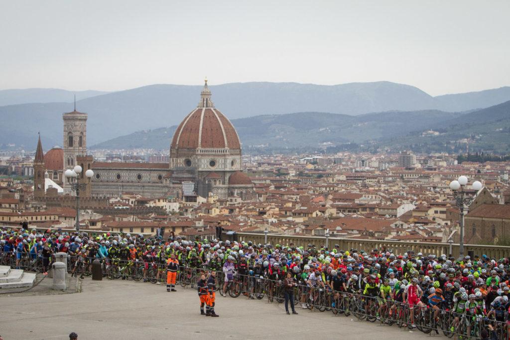 Granfondo Firenze 2019 Florence Bike Festival