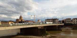 Il Ponte Vespucci a Firenze
