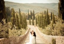 location matrimoni toscana particolari mare ville castello