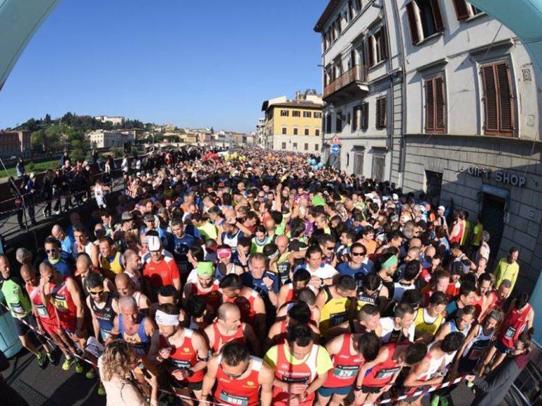 Torna la Mezza Maratona di Firenze