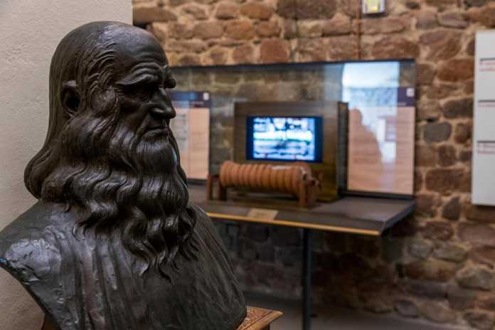 Leonardo a Vinci mostra Museo Leonardiano Vinci