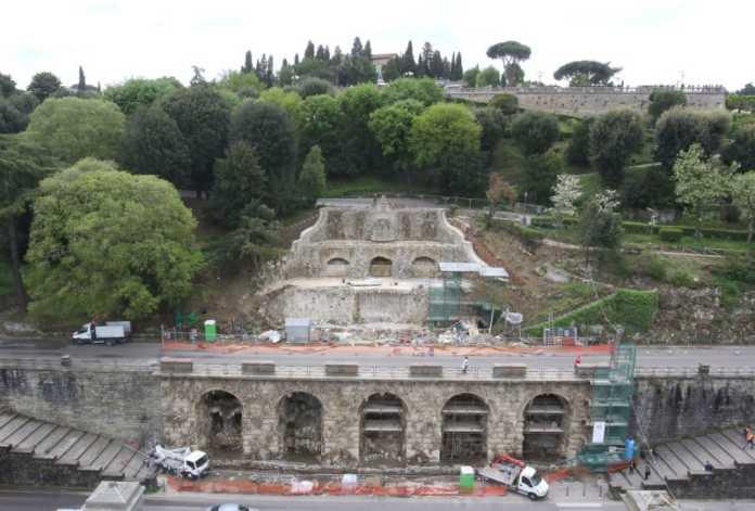 Festa Rampe Poggi Firenze restauro