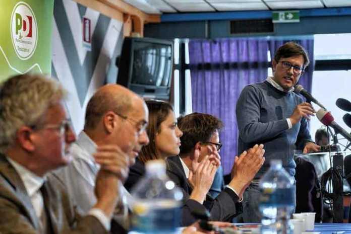Zingaretti inaugura la campagna elettorale