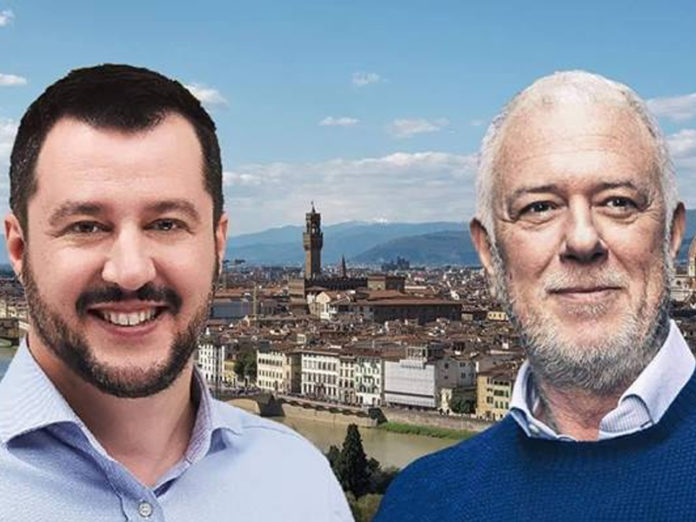 Elezioni Firenze, Ubaldo Bocci candidato sindaco per il centrodestra. Lunedì arriva Salvini