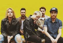 Nothing But Thieves al Firenze Rocks 2019