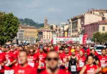 Deejay Ten Firenze 2019 percorsi 10 5 km