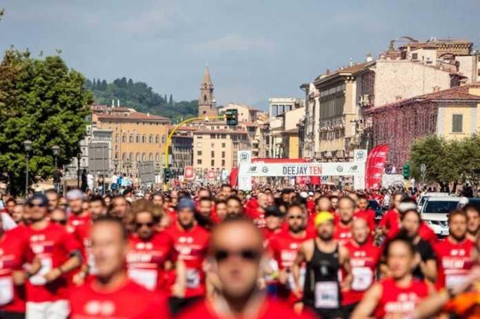 Deejay Ten Firenze 2019 percorsi 10 5 km