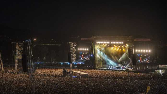 Firenze Rock 2019 concerto - Firenze Rocks