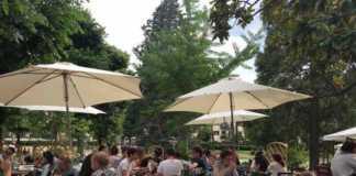 Giardino orticoltura Artecultura locali estivi Firenze all'aperto