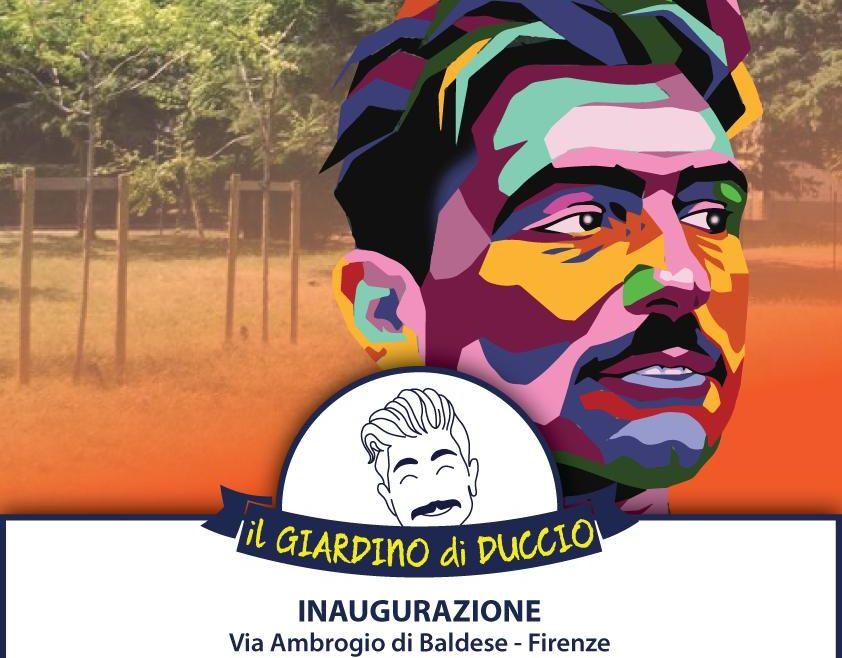 Duccio Dini giardino Firenze Quartiere 4