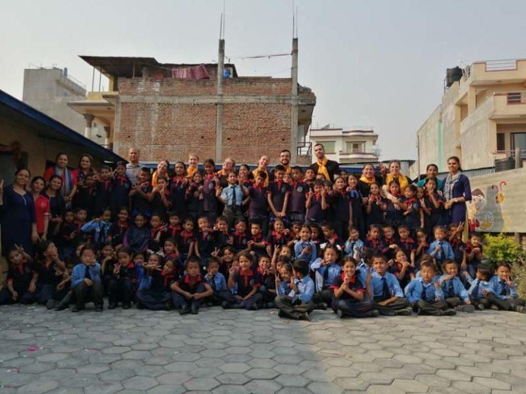 Moonlight, la scuola che dona speranza ai bambini di Kathmandu